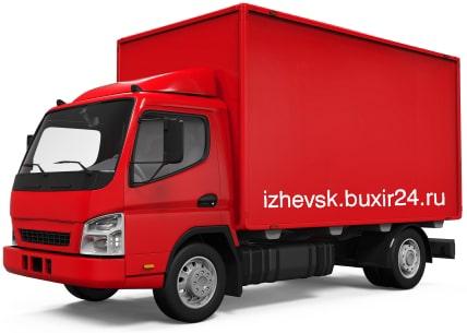 эвакуатор для легкогрузового транспорта в Ижевске, буксир 24