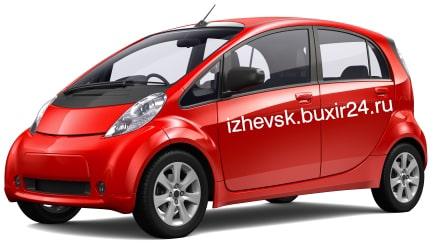 Эвакуатор для малогабаритного транспорта в Ижевске, Буксир 24