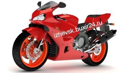 эвакуатор для мотоциклов в Ижевске, буксир 24